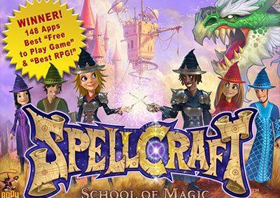SpellCraft School of Magic