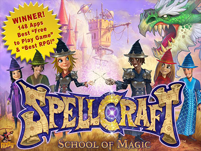 SpellCraft School of Magic