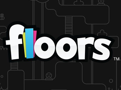 Pixel Press Floors
