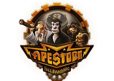 Apestorm: Full Bananas