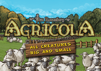 Agricola: All Creatures Big & Small