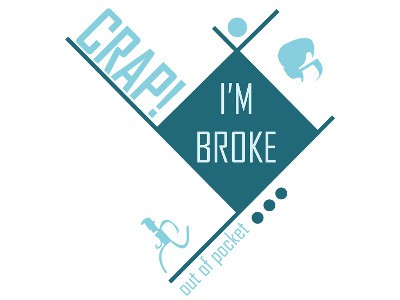 Crap! I'm Broke: Out of Pocket