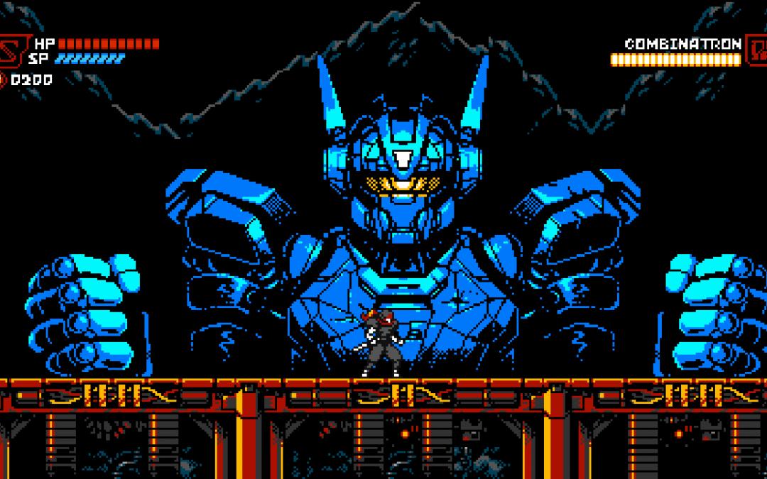 Cyber Shadow: Nostalgia-Filled Ninja Action